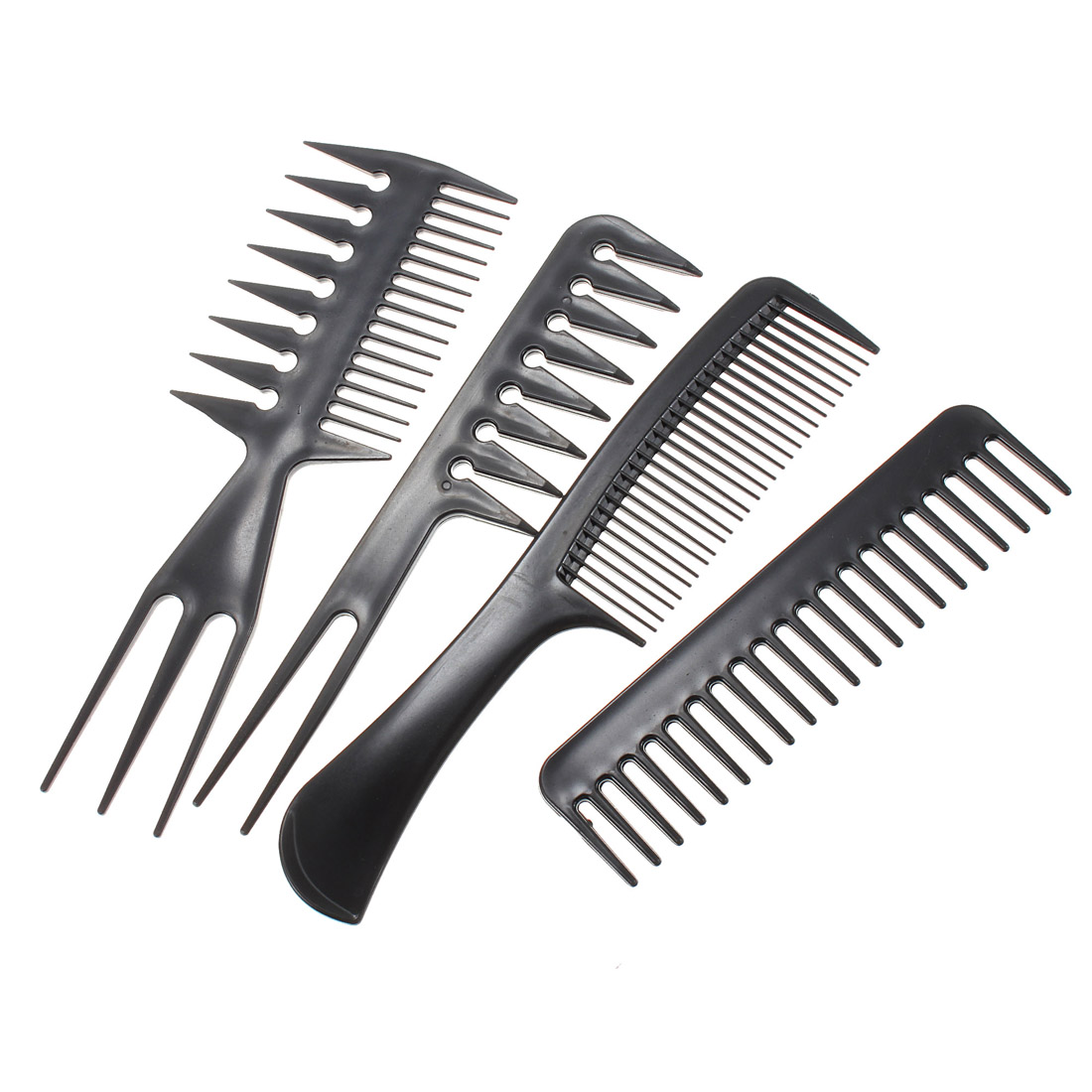 hair styling combs professional salon hair styling hairdressing plastic combs 7677 | 20120916133636593