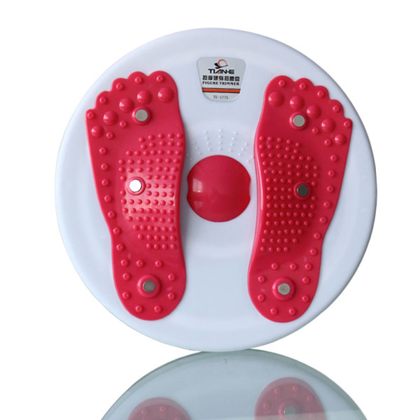Multi Function Magnetic Fitness Exercise Body Twister Foot