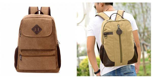 Large Capacity Men Women Laptop Casual School Travel Backpack