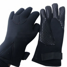 5mm Thicken Scuba Diving Gloves Surfing Winter Swimming Gloves