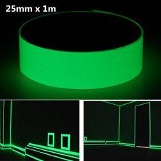 Домашний декор 1MX25MM Luminous Tape Self-adhesive