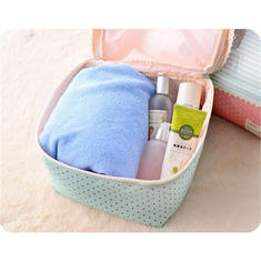 Travel Portable Large Makeup Comestic Case Toiletry Wash Storage Bag Underwear Box