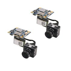 2 PCS Runcam Split WDR WiFi FPV Camera 1080P 60fps HD Recorder Short Lens 130 165 Degree Black