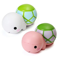 LeiLei Squishy Jumbo Turtle Slow Rising Original Packaging Cute Animal Collection Gift Decor Toy