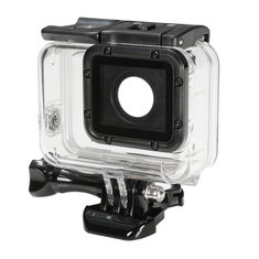Black Waterproof Under Water Diving Housing Case Cover Protector For Gopro Hero 5
