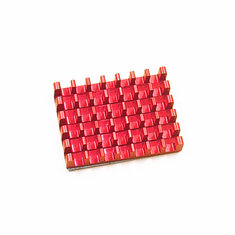 25*18*5mm Aluminum Heat Sink for FPV Transmitter