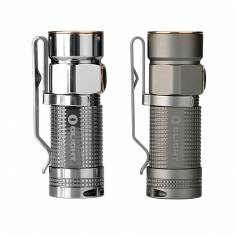 Olight S1 BATON Titanium/Sand XM-L2 500LM 4Modes Mini EDC LED Flashlight