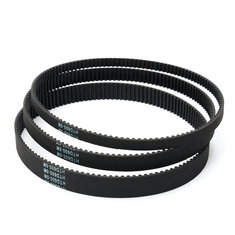 HTD5M-600 Timing Belt Drive Rubber Arc Teeth 10/15/20mm Width 1/5'' Pitch For 3D Printer