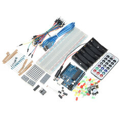 Geekcreit® Basic Starter Learning Kit UNO R3 For Arduino Basics