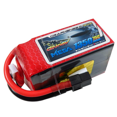 Giant Power DINOGY GRAPHENE 2.0 18.5V 1350mAh 5S 75C XT60 Plug Lipo Battery For FPV Racing Drone
