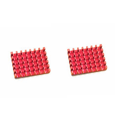 2PCS 25*18*5mm Aluminum Heat Sink for FPV Transmitter