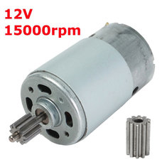 DC12V 15000RPM Gear Motor High Speed Electric Motor
