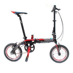 14inch Folding Bike Mini Folding Bicycle Bike V Brake Aluminum Alloy Material