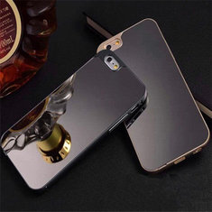 Luxury Ultra thin Aluminum Mirror Case Cover For Apple iPhone 6 Plus 6S Plus 5.5