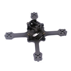 X3 EYAS 112mm Wheelbase 3mm/4mm Thickness Carbon Fiber FPV Racing Frame