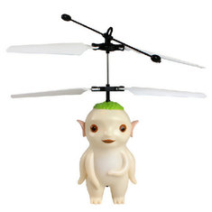 Wuba Hand Induction Aircraft Toy Remote Control RC Sensing Helicopter