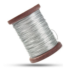 500g 0.6mm Iron Frame Wire For Bee Hives Frame Foundation Tool