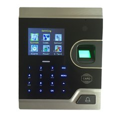 Realand M80 Multi Function 2.8inch TFT Color Screen RFID Card Fingerprint Door Access Control System
