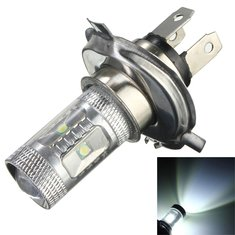 9003 12V H4 30W LED High Low Beam Headlight Projector Conversion Fog Lamp