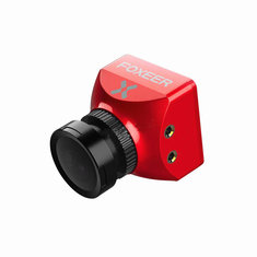 Foxeer Predator Mini 1.8mm/2.5mm 1000TVL/20mS Latency 4:3 Super WDR Function FPV Camera w/ OSD