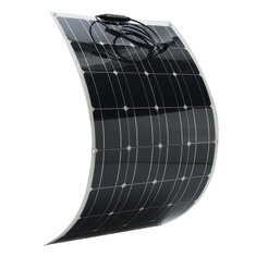 Elfeland 18V 100W Panel Solar Panels Solar Panel Solamodul Semi Flexible Mono