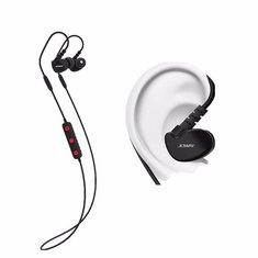 JOWAY H13 Wireless Bluetooth 4.1 Sweatproof Around Ear Sports Headphone with Mic
