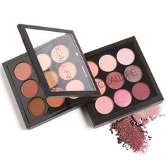 Focallure 9 Colors Eyeshadow Palette Shimmer Long-lasting Waterproof Matte Eye Makeup