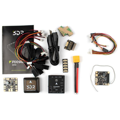 HolyBro 3DR Pixhawk Mini Flight Controller & M8N GPS & OSD-Telemetry Module & PDB Board for RC Drone