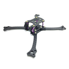 3B-R 211 Forerake Arm 215mm Wheelbase FPV Racing Drone Frame Kit 5mm Arm Carbon Fiber 72.3g