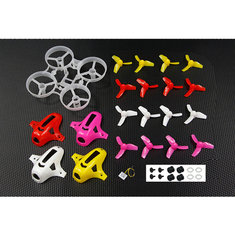 Frame Kit Canopy Propeller Sets For Kingkong/LDARC TINY 6X RC Drone Quadcopter Spare Parts