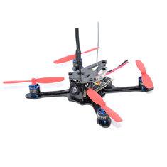 AuroraRC A100 1S Micro Brushless FPV Racing Drone w/ F3 OSD BLHeli_S 5A 48CH 25mw VTX 600TVL PNP BNF