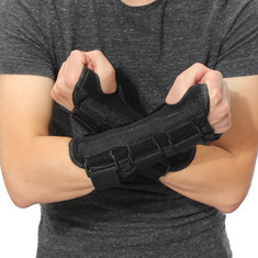Medical Wrist Splint Support Brace Fractures