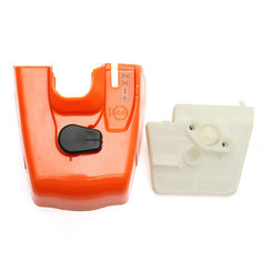 Air Filter & CLeaner Cover For STIHL 024 026 MS260 CHAINSAW 1121 140 1915
