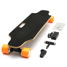 Double Drive 500W 24V Electric Skate Board For Young People