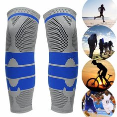 Elastic Neoprene Knee Support Strap Protection Running Injury Sprain Sport