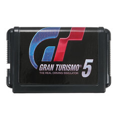 16bit Gran Turismo GT 5 Game Cartridge for Sega Mega Drive Console