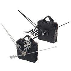 Silent DIY Quartz Wall Clock Movement Mechanism Mute Hands Repair Tool Parts Kit