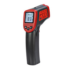 ST400 Non-Contact Laser LCD Display Digital IR Infrared Thermometer Temperature Meter Gun -32-400℃