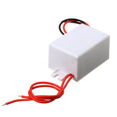 3Pcs AC-DC Isolated AC 110V / 220V To DC 5V 600mA Constant Voltage Switch Power Supply Converter Module With Shell