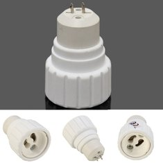 MR16/GU5.3 To GU10 Light Bulb Base Socket Lamp Adapter Converter Holder