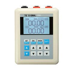 4-20mA 0-10V Current Signal Generator Source Transmitter PLC Valve Calibration