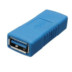 USB 3.0 A Female to Female Converter Adapter