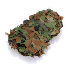 Woodland Camouflage Camo Net for hunting Camping Military Photography