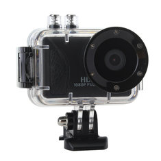 1080P D008 FHD Wifi-enabled Car Sport Action DVR Waterproof 80M