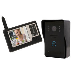 ENNIO SY359MJ11 Wireless 3.5inch TFT LCD Color Video Door Phone