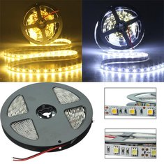 5M 5050 SMD Non-waterproof 300 LEDs Flexible Strip light