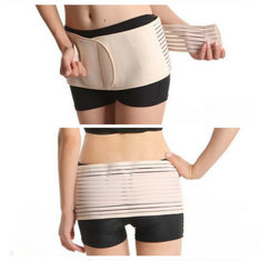 Women Postpartum Staylace Pelvis Correct Belt Shaping Cummerbund