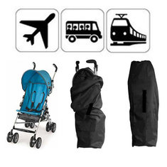 Portable Baby Buggy Stroller Pram Cover Dustproof Travel Bag Case Protection
