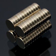 50pcs N35 6x1.5mm Strong Round Cylinder Magnets Rare Earth Neodymium Magnets