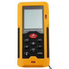 XINTEST HT-80 80m 262ft Laser Rangefinder Laser Distance Meter Measurer